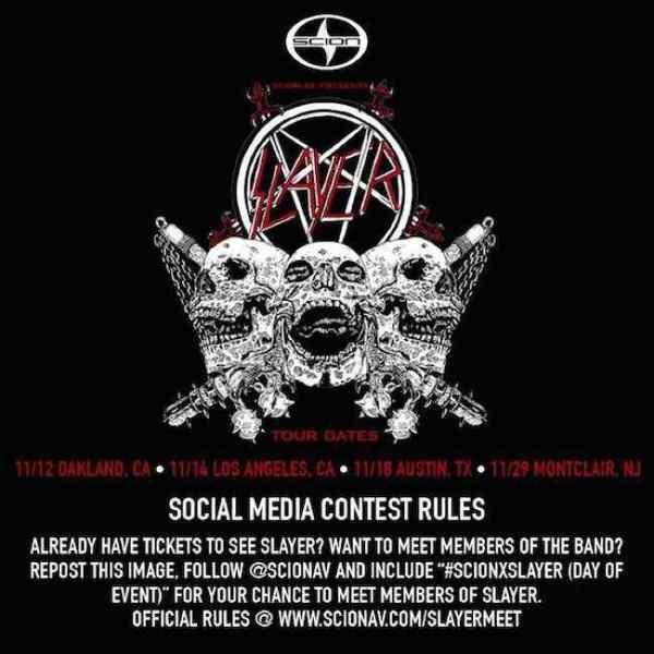 Slayer contest