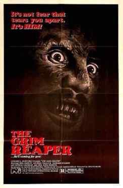 The Grim Reaper movie poster