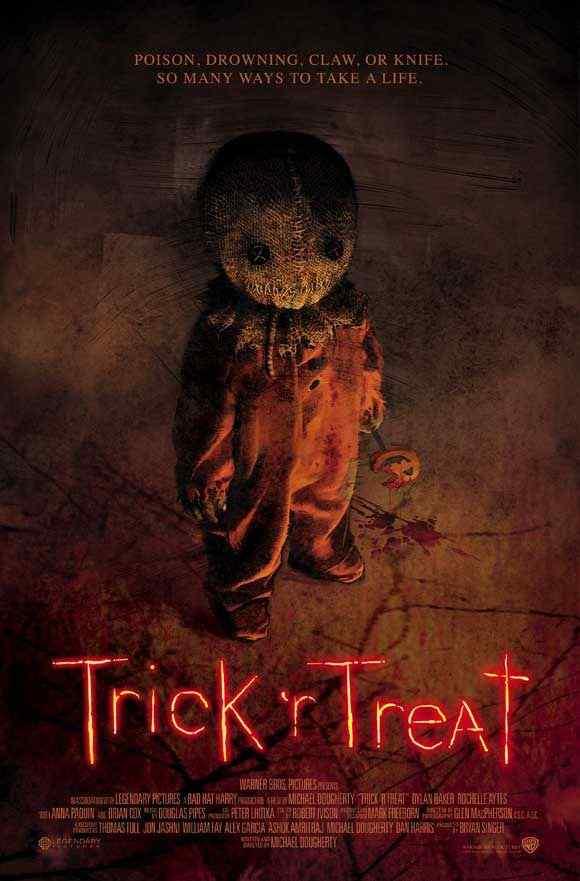Trick 'r Treat movie poster