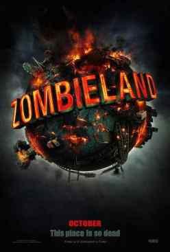 Zombieland movie poster 2