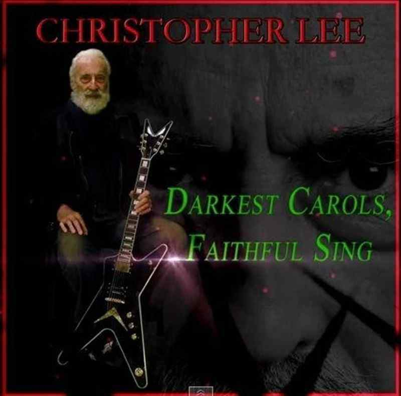 Legendary Actor Christopher Lee is Releasing New Heavy Metal ...