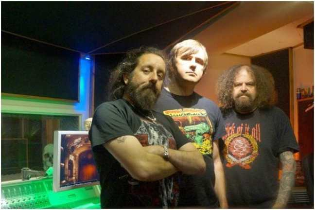 Napalm Death band 2