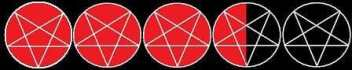 Pentagram 3.5 ratings
