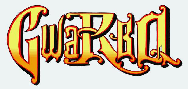 GWAR B-Q logo
