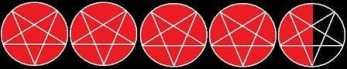 Pentagram 4.5 ratings