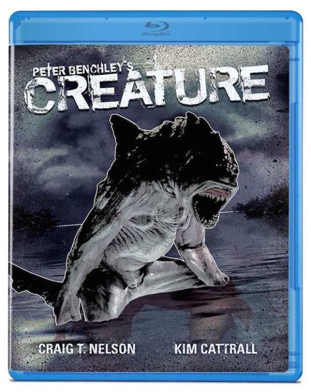 Peter Benchley's Creature Blu
