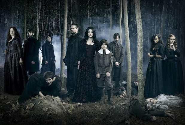 Salem Season 2 cast