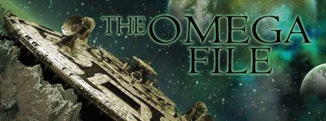 The Omega File Banner