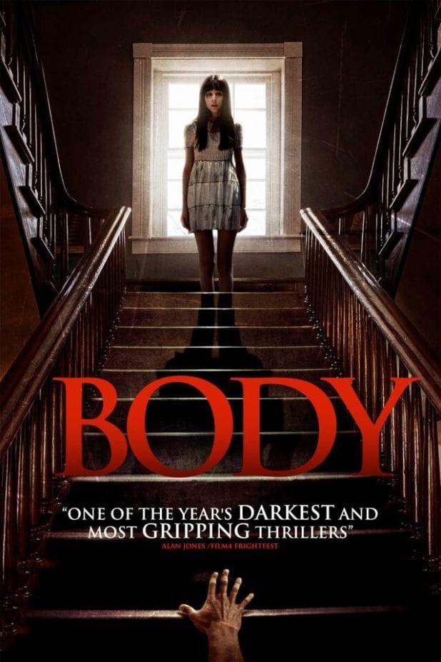 Uk Readers Horror Thriller Body Out On Dvd 31st August