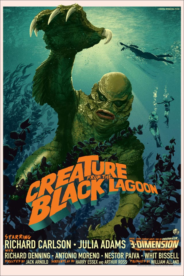 Mondo Creature from the black lagoon1