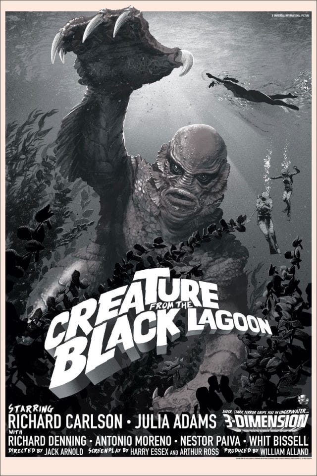 Mondo Creature from the black lagoon2
