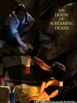 Jonathan Proctor (Tom Loone) tries desperately to stop his wife Elizabeth (Sarah Gain) dabbling in black magic