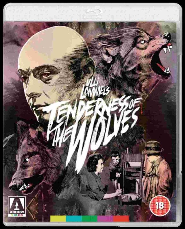 Tenderness of the wolves Blu-ray