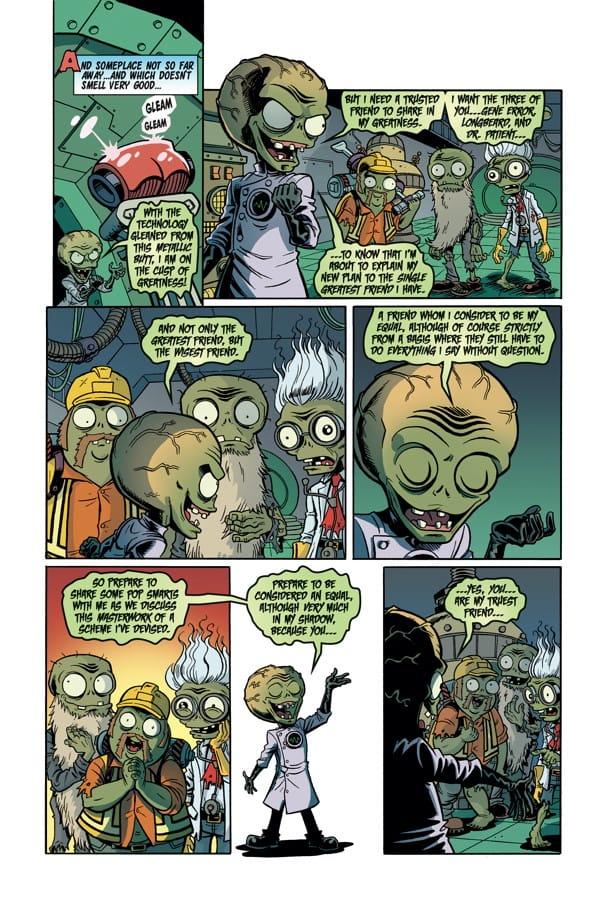 comics plants porno zombies de vs