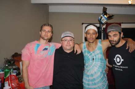 Randy Wayne, Gabriel Campisi, Demetrius Stear, Jared Cohn
