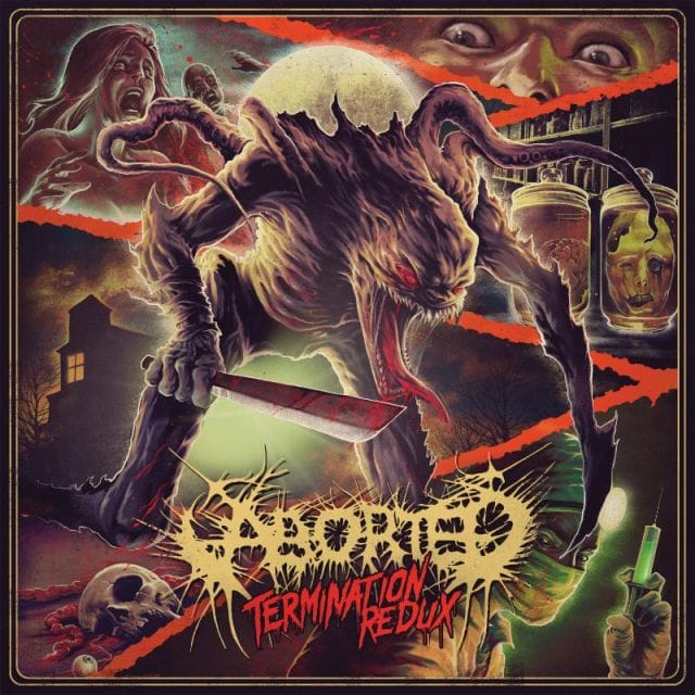 Aborted Termination Redux cover