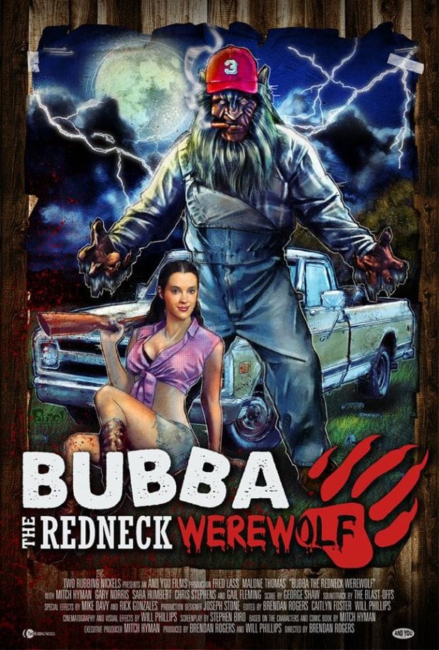 Bubba the Redneck Werewolf