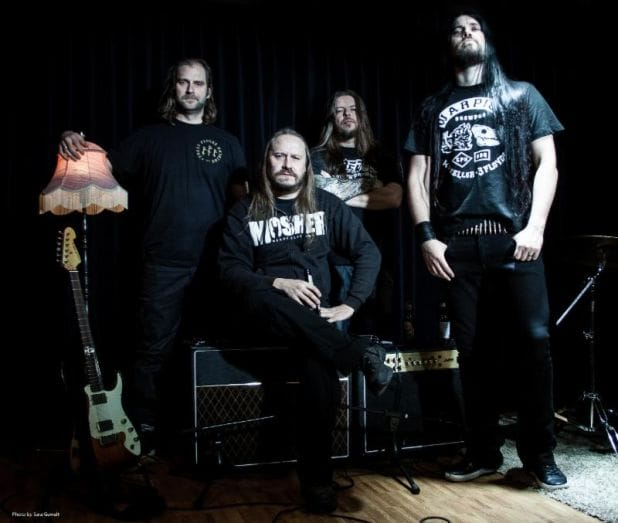 Entombed A.D. band