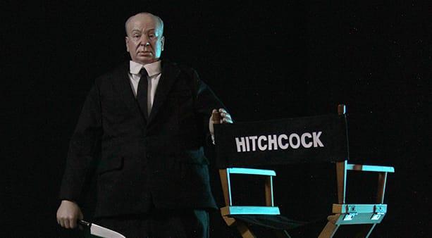 Mondo Hitchcock figure