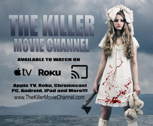 The Killer Movie Channel