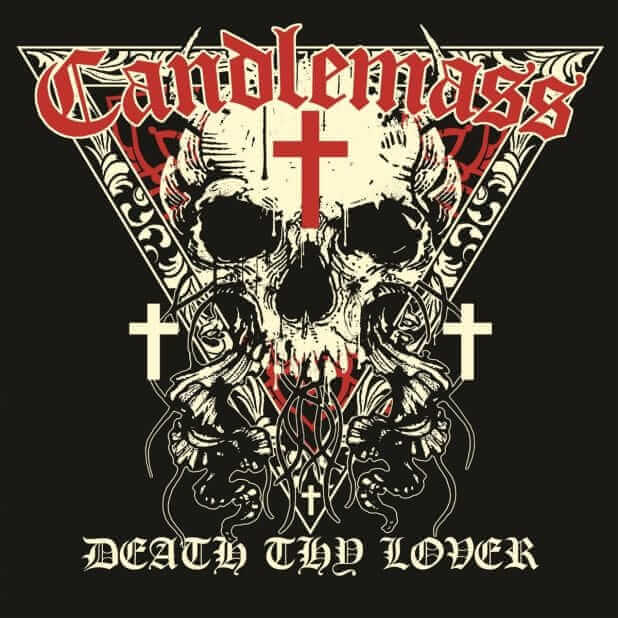 Candlemass death thy lover cover