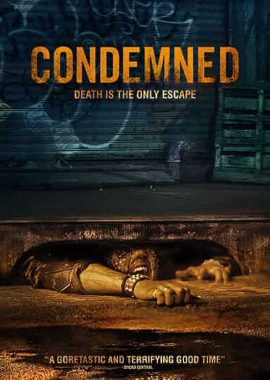 Condemned dvd