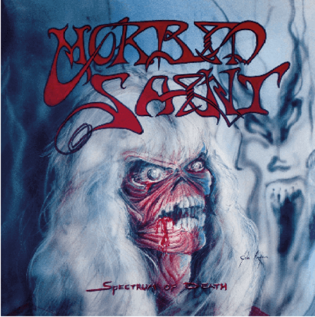 Morbid Saint Spectrum of Death cover