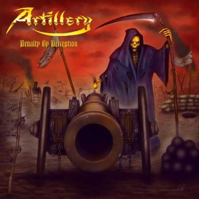 Artillery Penalty by Perception cover