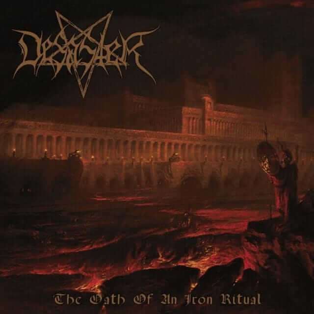 Desaster the oath of an iron ritual cov