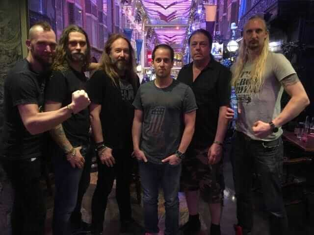 Hammerfall band