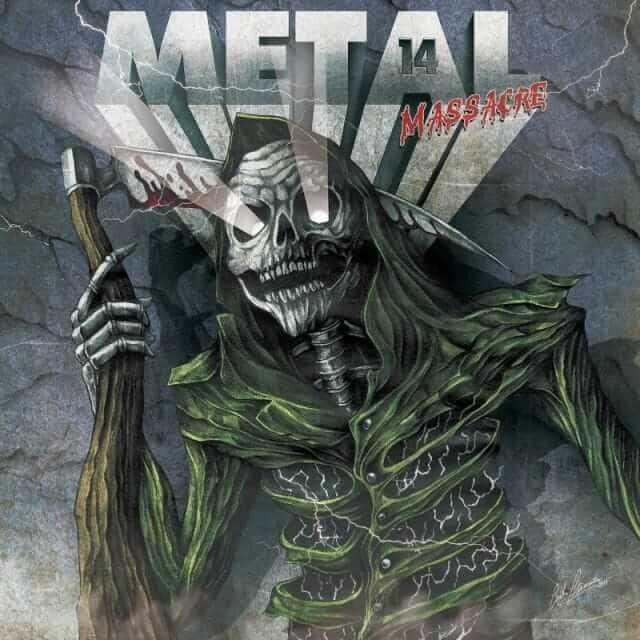 Metal Massacre 14