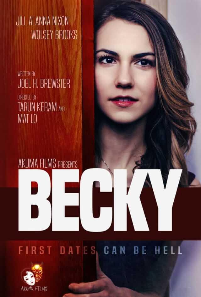 BeckyposterAkumaFilms