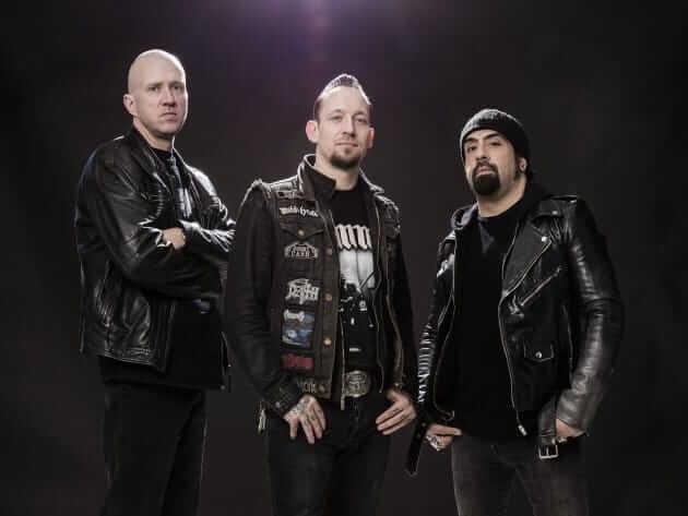 Volbeat band