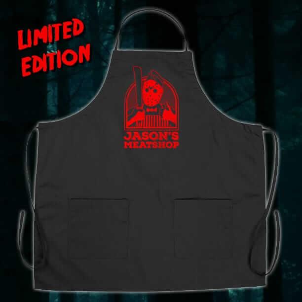 Horror Decor apron