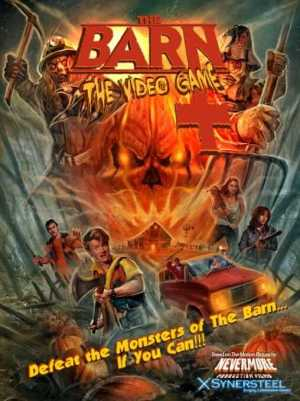 The Barn- The Video Game cover