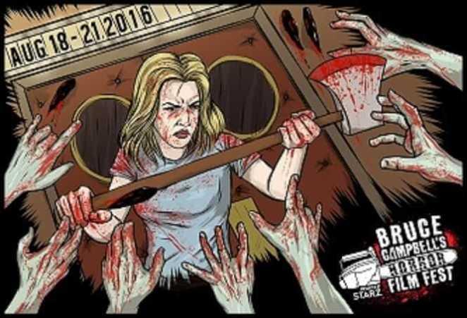 Bruce Campbell Horror Film Festival 2016 3