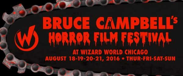 Bruce Campbell Horror Film Festival 2016