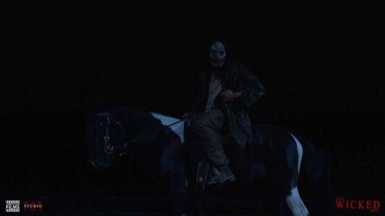 Horse no letterbox