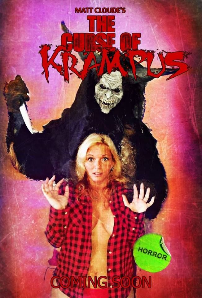 Matt Cloude Brings Forth The Curse Of Krampus Horror