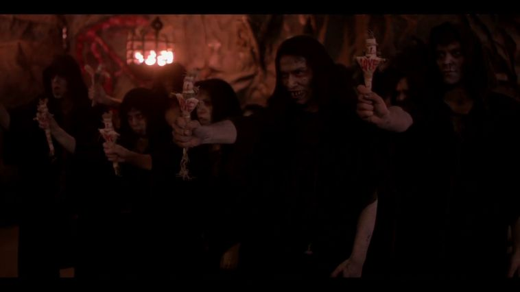 Demons Devil Room