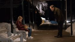 [L-R] Emma Roberts and James Remar Credit: Photo by Petr Maur, courtesy of A24