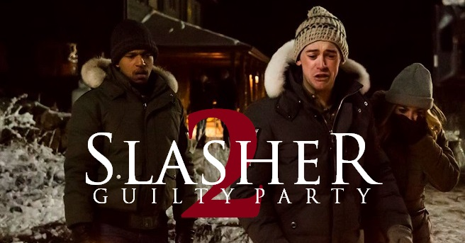 NETFLIX Revives 'SLASHER,' Season 2 Premieres Today!