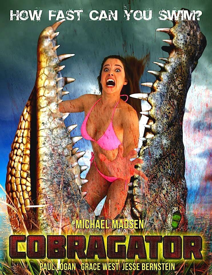 "Roger Corman and Jim Wynorski Team Up for ""COBRAGATOR"""
