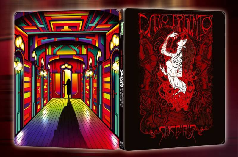 Suspiria Limited Ultimate Edition Arrives on Blu-ray December 19th From Synapse Films