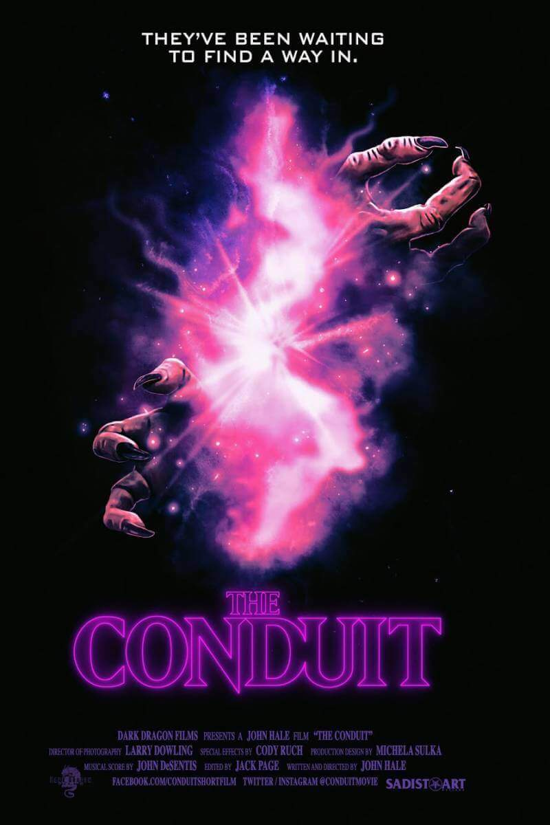 Horror Short CONDUIT Releases Teaser Trailer and BTS Images