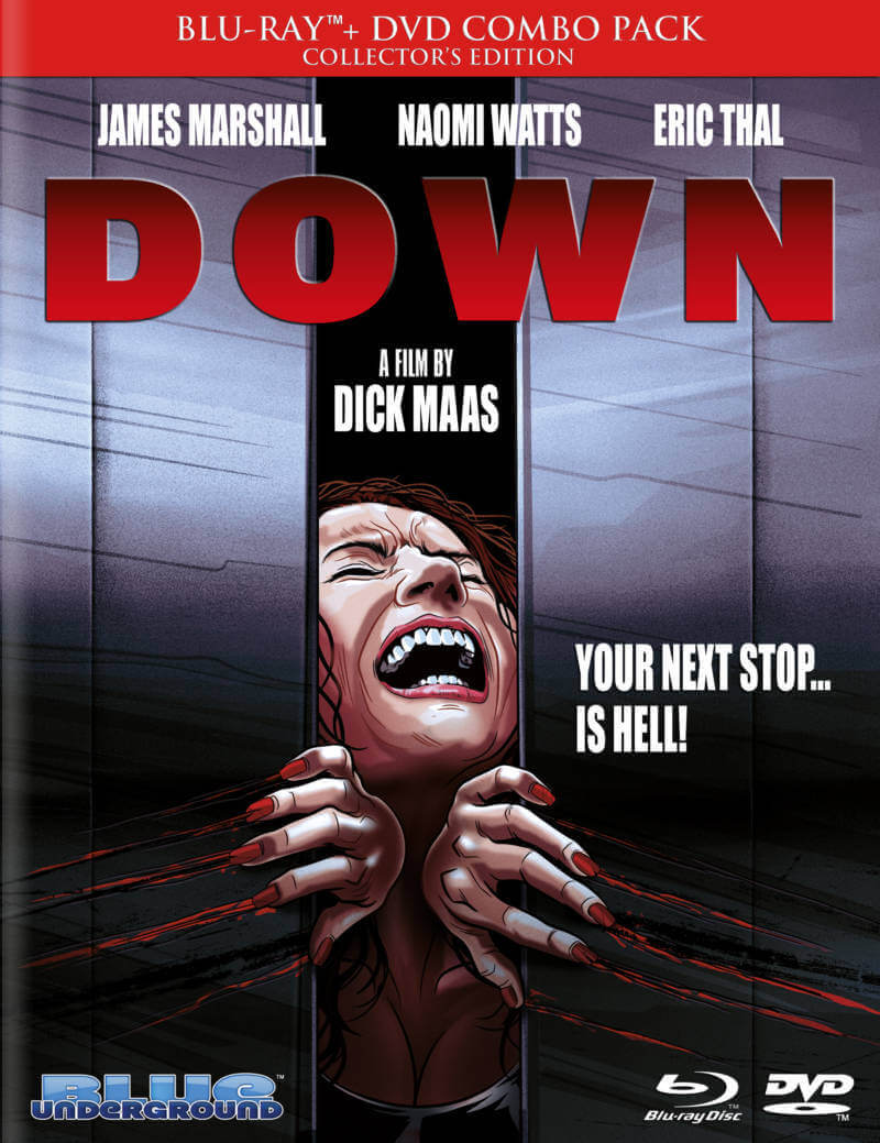 Blu Review - Down