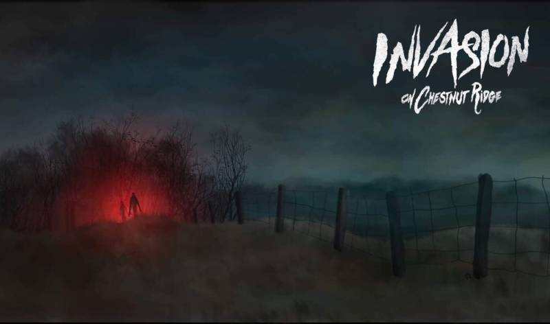 Terror Films Expands 'Invasion on Chestnut Ridge' to VOD.