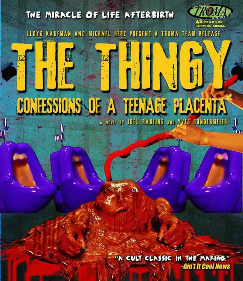 The Thingy: Confessions of a Teenage Placenta (Review)