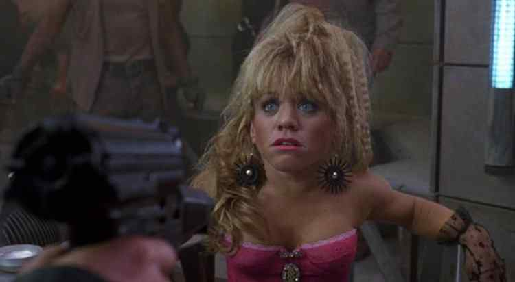 Actress & Stunt Performer Debbie Lee Carrington Has Passed Away.