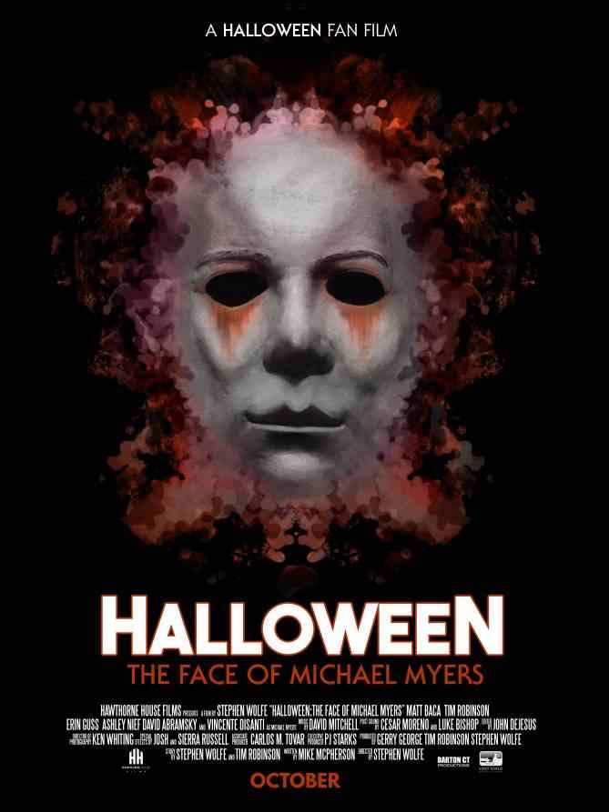Hawthorne House Films Announces 'Halloween' Fan Movie - The Face of Michael Myers.